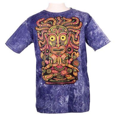 T-shirt Altu Dark Blue