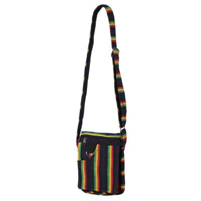 Bag Jalur Rasta Black