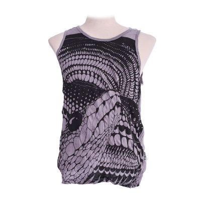 Men's tank top Sure Snake Grey