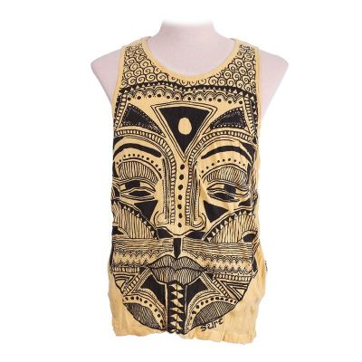 Tank top Sure Khon Mask Yellow