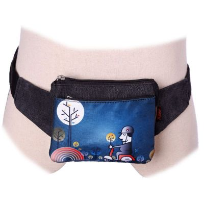 Money Belt Scooter - Small