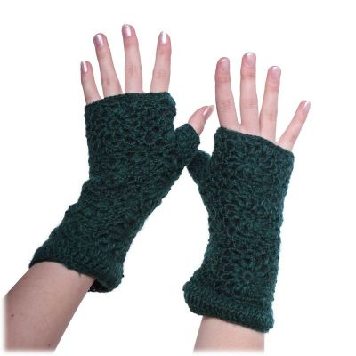 Hand warmers Bardia Dark Green