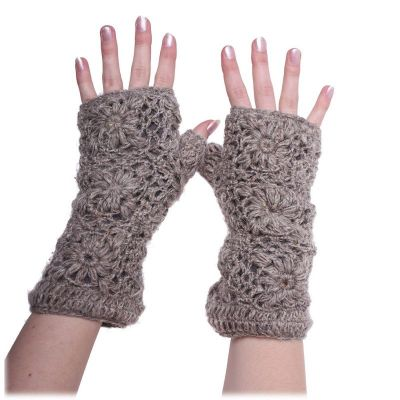 Hand warmers Bardia Light Grey