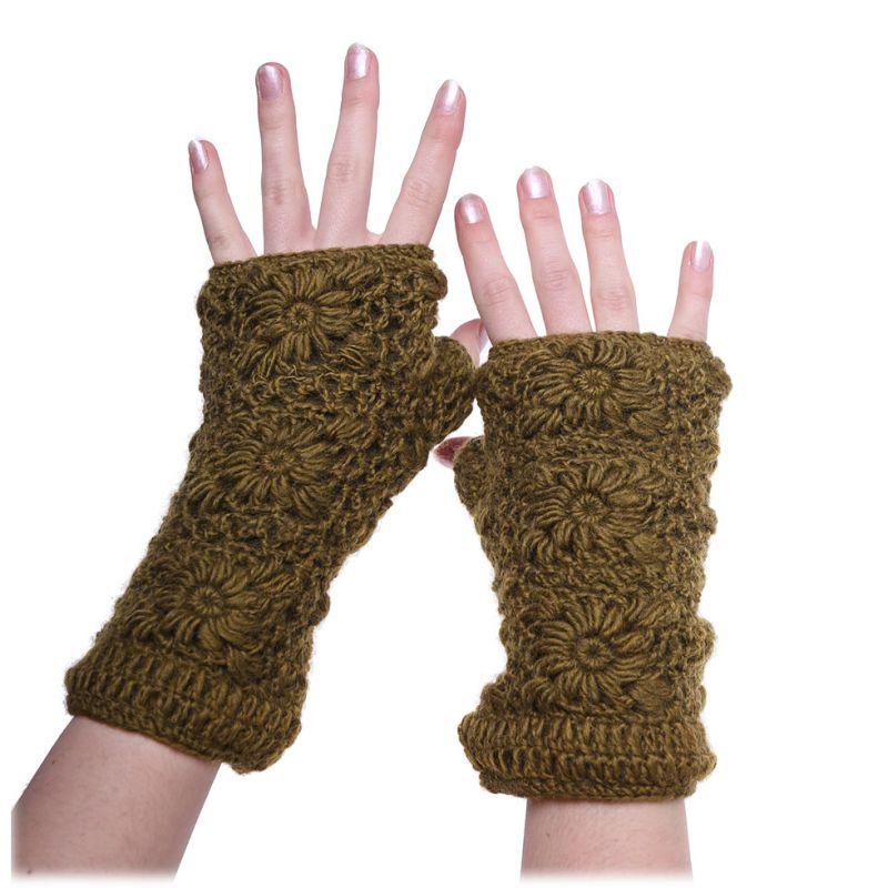Hand warmers Bardia Khaki