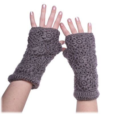 Hand warmers Bardia Dark Grey