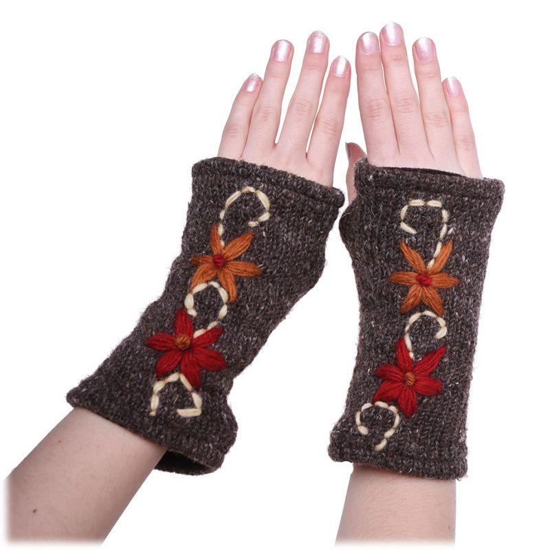 Woolen hand warmers Umanga Senin
