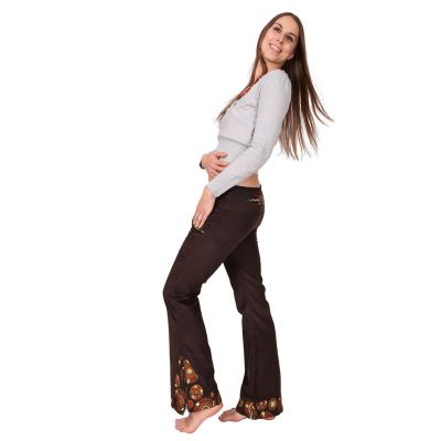 Trousers Amartya Brown