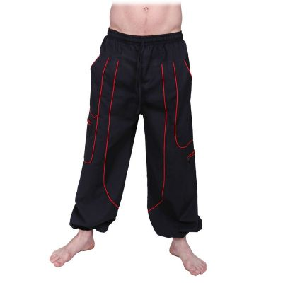 Trousers Arun Hitam
