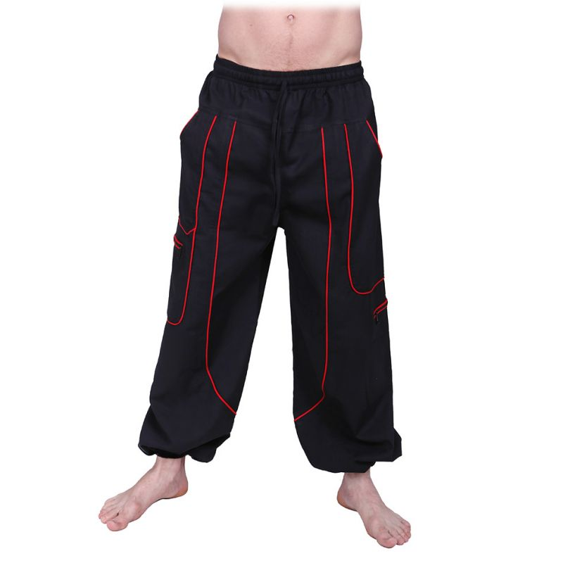 Men's trousers Arun Hitam