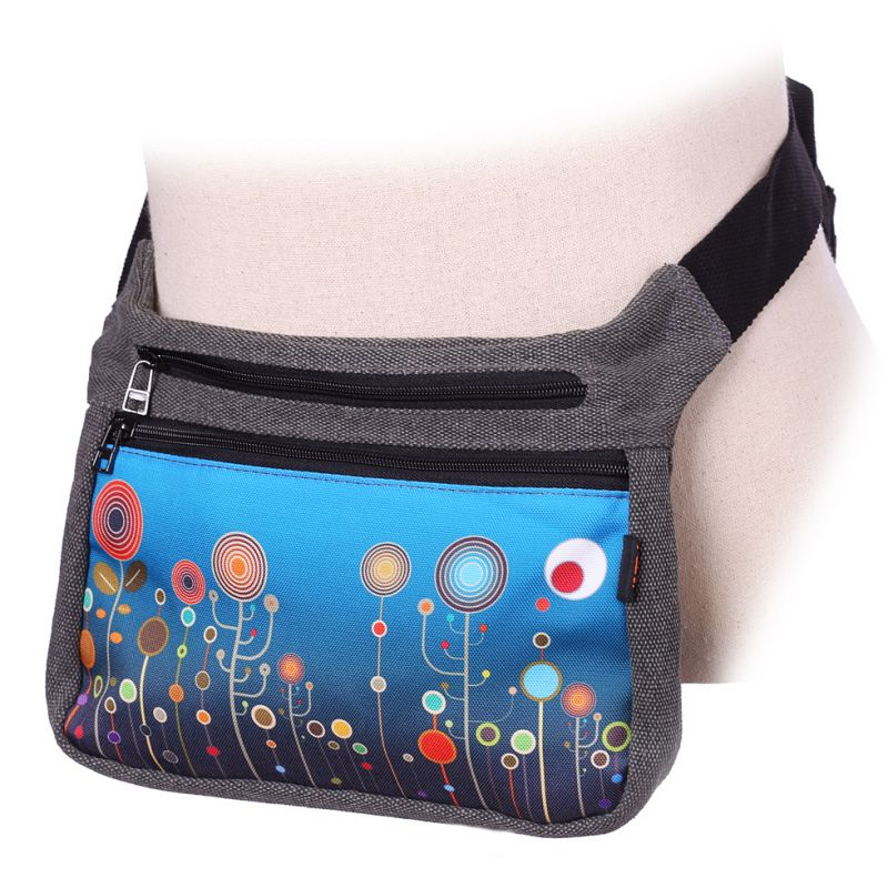 Money belt 70sUP Neptune Field - Big