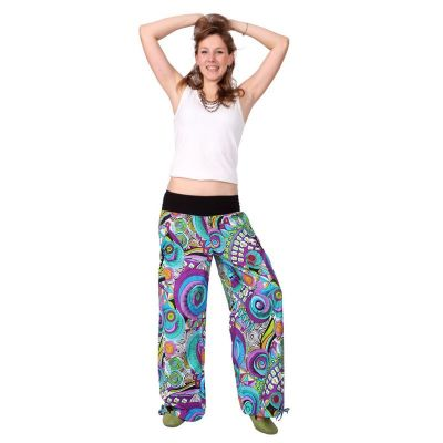 Trousers Guntur Purple Love