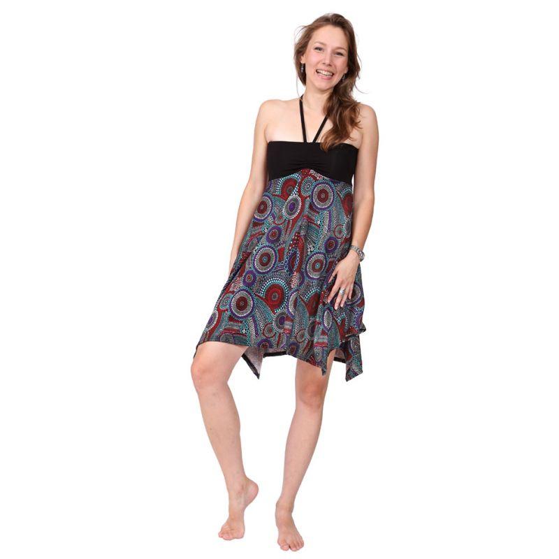 Autumn / Spring dress or skirt Kepingan Darah